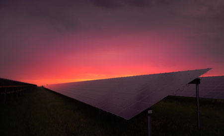 Should more Solar Energy be part of Wiltshire's plan?      Photo: Karsten Würth.