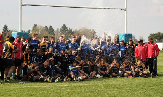 Marlborough II celebrate a very successful victory and season