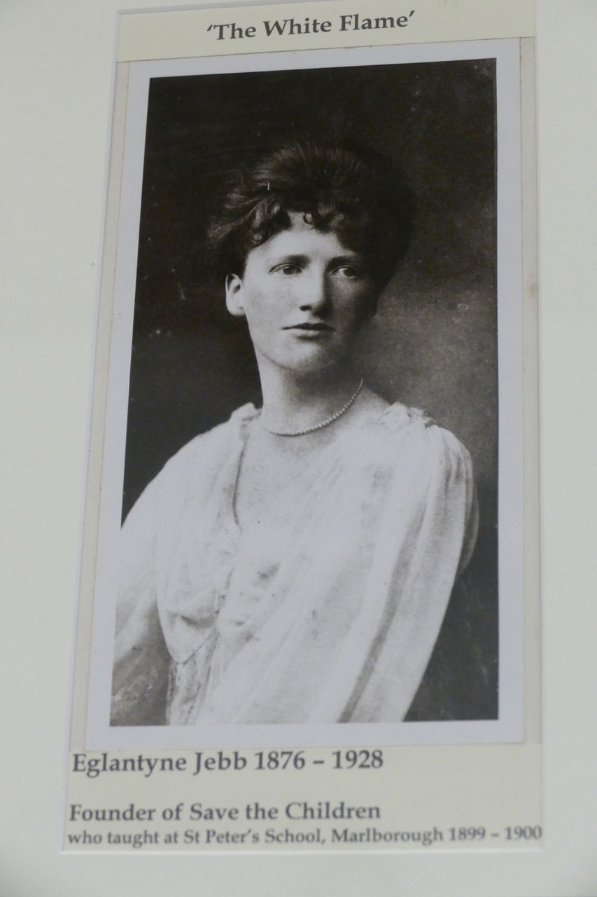 Eglantyne Jebb, founder of Save the Children