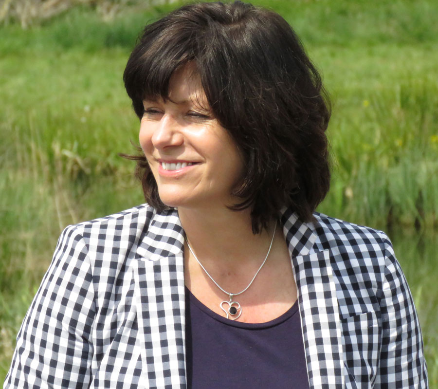 Claire Perry, Devizes MP, soon-to-be President of COP26 and formerly Minister for Clean Energy
