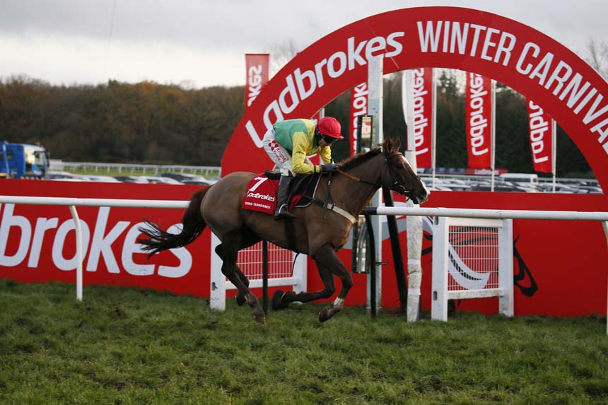 Sizing Tennessee & Tom Scudamore winning the 2018 Ladbrokes Trophy