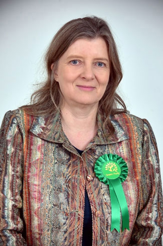 Emma Dawnay - Green Party
