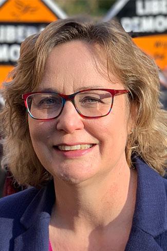 Jo Waltham - Liberal Democrat