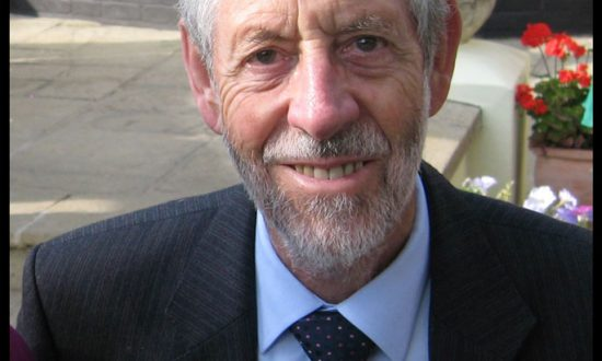 David Uttley - 27.07 1939 – 20.12 2019