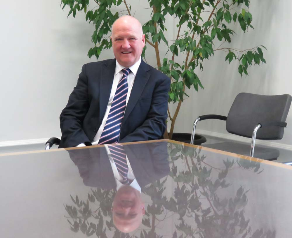 Councillor Philip Whitehead, Leader of Wiltshire Council