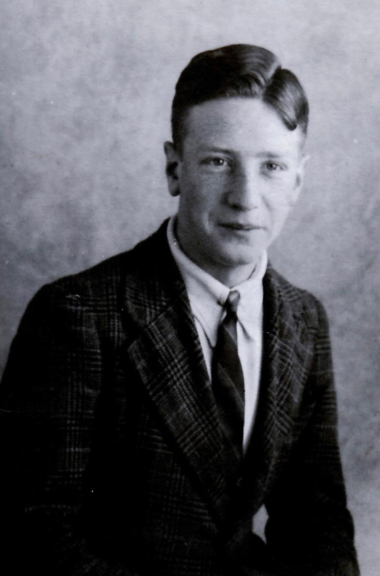 Young George Johnson