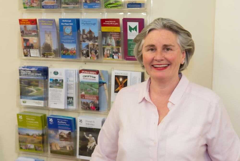 Belinda Richardson, Marlborough's new Tourism Officer