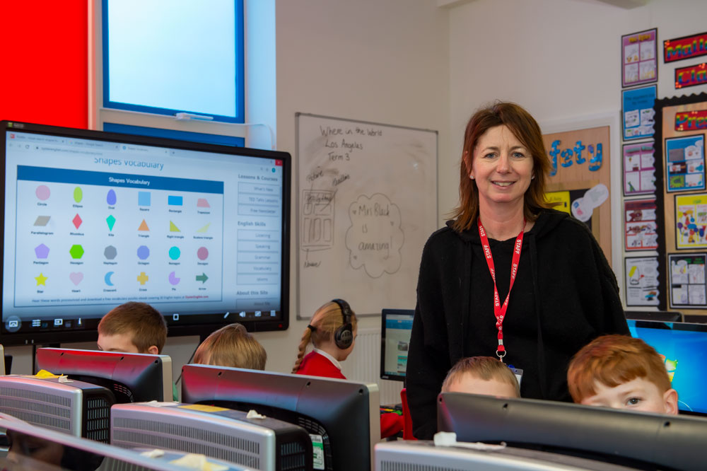 Kath Black, Head of IT at Marlborough St Mary's will be lifting the lid on the mysteries of using a computer