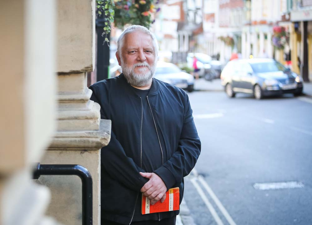 2016: Simon Russell Beale at the Town Hall (Photo: Ben Phillips)