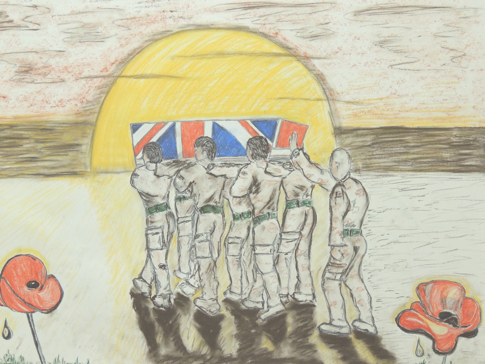 Repatriation - by Tom Stimpson MBE