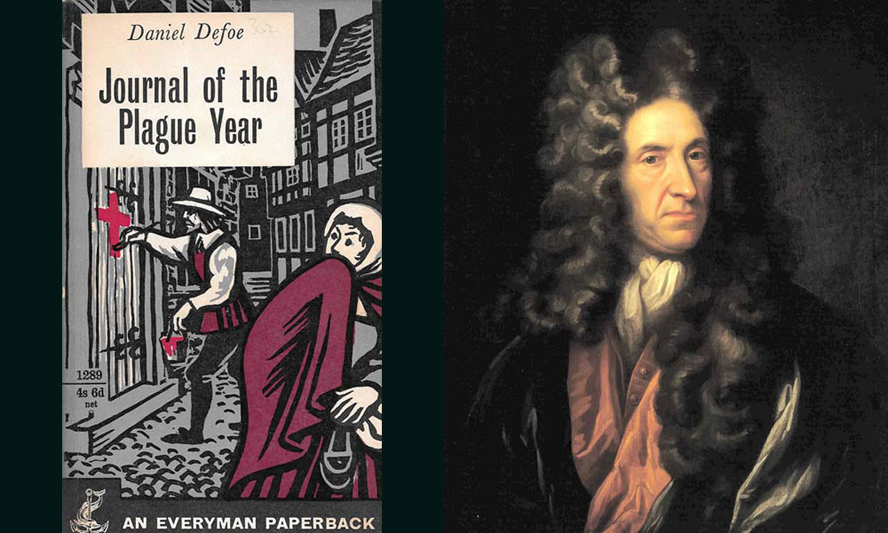 Journal of the plague year, daniel defoe