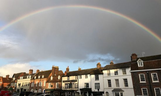 rainbow for marlborough volunteer army