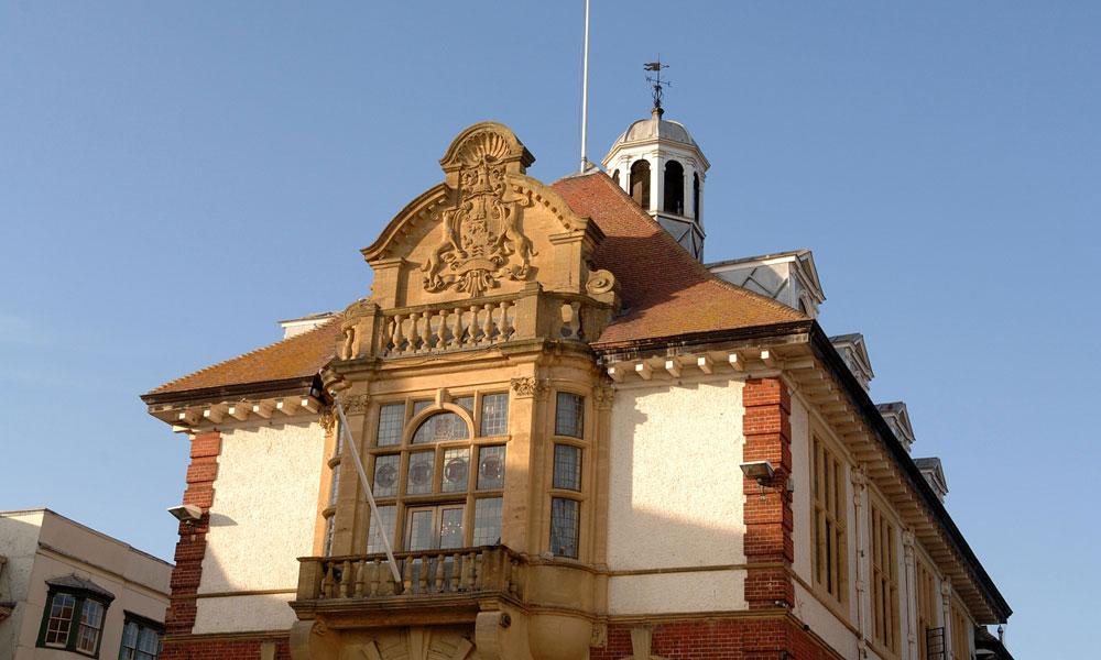 marlborough town hall
