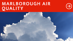 Marlborough Air Quality button