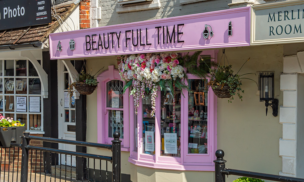Beauty-Full-Time_Marlborough-retail-high-Street