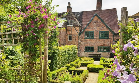 mthe merchants house marlborough open gardens