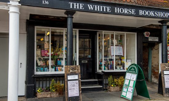 White Horse Bookshop Marlborough