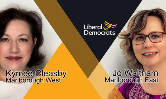 kymee-cleasby-jo-waltham-libdem lib dem wiltshire council election 2021