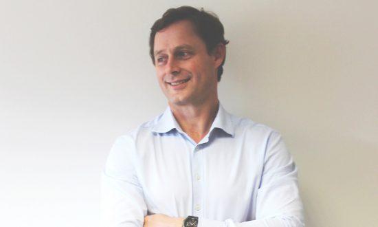 Benjamin Hosack, co-founder of Marlborough-based Foregenix