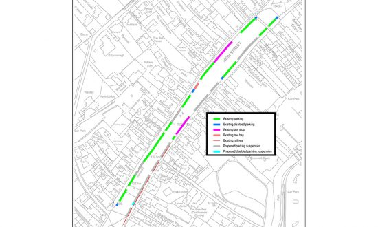 High Street Free Parking Wiltshire Council Proposal