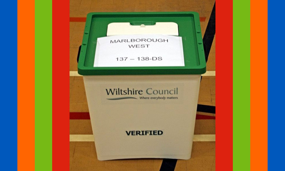 Ballot Box - do you want to fill one of these?