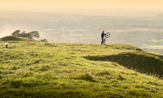 North Wessex Downs AONB - pic: Simon Baker
