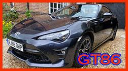 Car - GT86