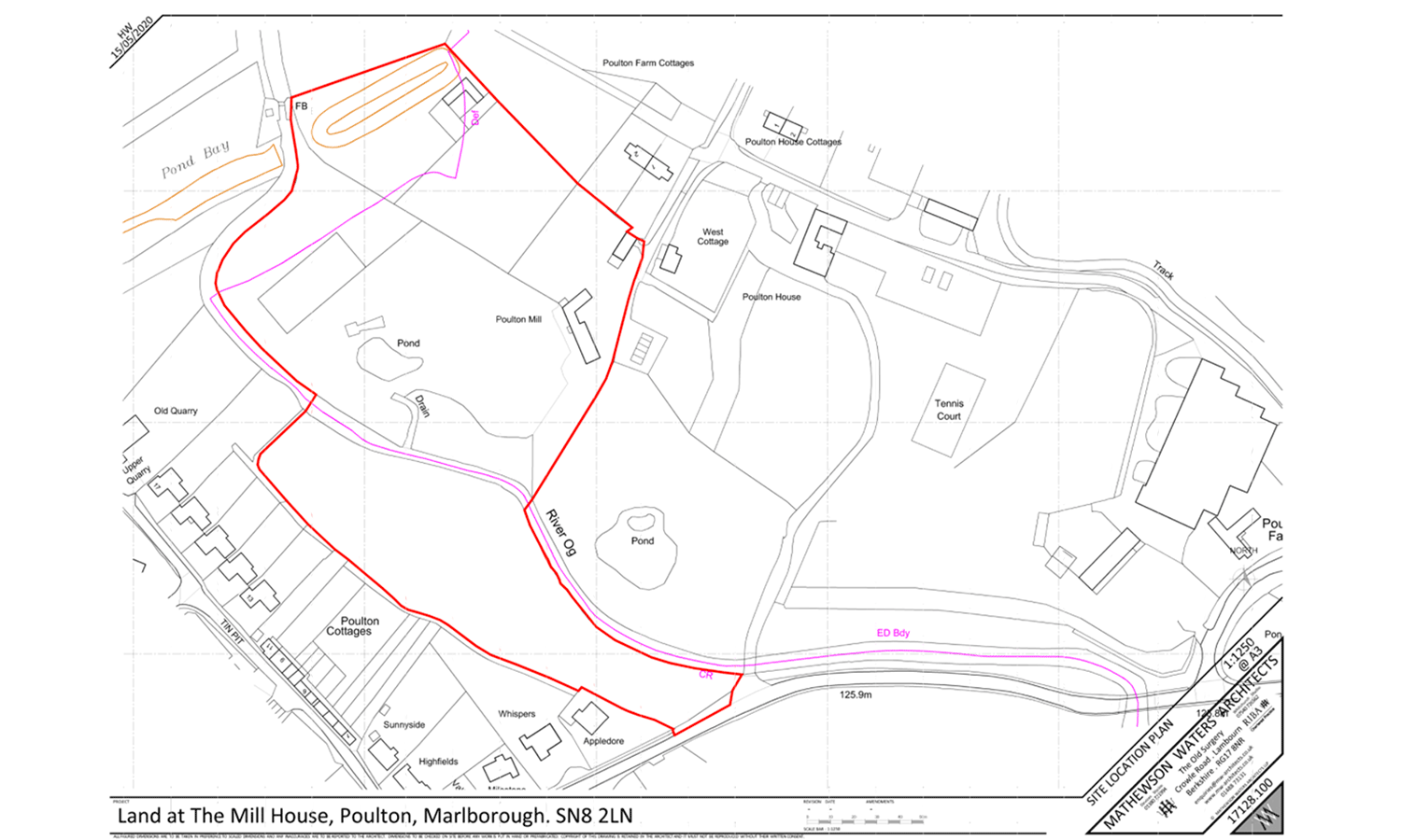Poulton Mill equine clinic application