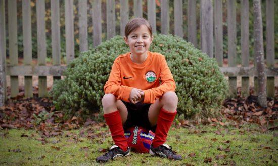Clemmie Heaver, Marlborough Youth Football Club's 400th player