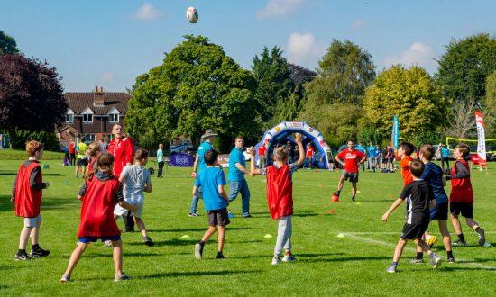 Marlborough Sports Festival at The Rec - September 2021