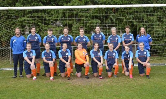 Marlborough Town FC Ladies Team
