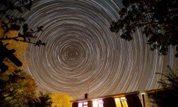 Night Sky above Marlborough - pic courtesy of Gavin James, GJMultimedia