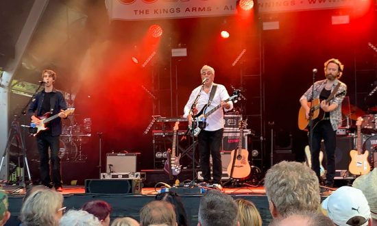 10cc at Concert for The Kings in All Cannings